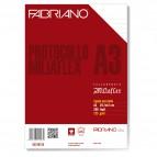 Fogli protocollo uso bollo - A4 - 200 fogli - 125gr - Fabriano