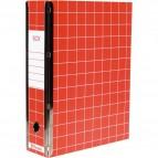 Scatola con cerniera Box 4 Resisto - 28x35x8,5 cm - 9 cm- rosso - RESX401.RO