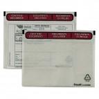 Busta adesiva Speedy Doc - con stampa CONTIENE DOCUMENTI - formato C6 (165x110 mm) - Favorit - conf. 100 pezzi