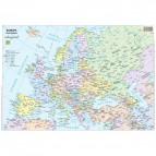 Carte scolastiche da banco Belletti - Europa - 42x29,7 cm - BS03P (conf.20)