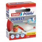 Nastro adesivo telato XP Perfect - 19 mm x 2,7 m - rosso - Tesa®