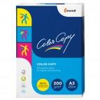 Carta Color Copy - A3 - 200 gr - bianco - Mondi - conf. 250 fogli