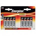 Energizer Alkaline Max AA x 8 - stilo - E300112400 (conf.8)