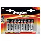 Energizer Alkaline Max AA x 12 - stilo - E300112600 (conf.12)