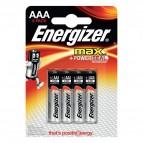 Energizer Alkaline Max AAA x 8 - ministilo - E300112100 (conf.8)