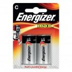 Energizer Alkaline Max C x 2 - Mezzatorcia - E300129500 (conf.2)