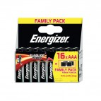 Energizer Family Pack Alkaline Power AAA x 16 - ministilo - E300171600 (conf.16)