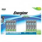 Batterie Alkaline EcoAdvanced Energizer - AAA - ministilo - E300116300 (conf.8)