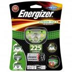 Torcia Vision HD + Headlight Energizer - 7 h - 70 m - E300280600