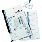 BadgeMaker Durable - per badge 5,4x9 cm - 1455-02 (conf.20)