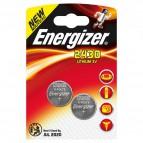 Pile Energizer Specialistiche - CR2430 - litio - E300830300 (conf.2)