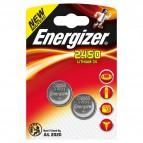 Pile Energizer Specialistiche - CR2450 - litio - E300830700 (conf.2)