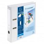 Raccoglitore a leva personalizzabile Kreacover® Exacompta - Dorso 7 - 28x32 cm - bianco - 53789E