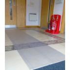 Passatoia in vinile Floortex - per pavimenti - 70x180 cm - R12276EV