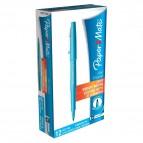 Penna con punta sintetica Flair Nylon Papermate - turchese - S0971640 (conf.12)