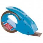 Dispenser per nastri da imballo Pack&go Tesa - azzurro - 51112-00000-00