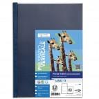 Portalistini personalizzabile Uno TI - 30x42 cm (libro) - 12 buste - blu - Sei Rota