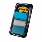 Post-it® Index 680 - blu vivace - 680-23