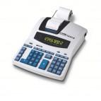 Calcolatrice da tavolo scrivente 1231X - 12 cifre - bianco - Ibico