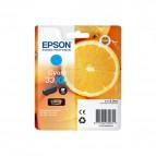 Originale Epson inkjet cartuccia A.R. arance Claria Premium T33XL - 8.9 ml - ciano - C13T33624012