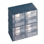 Sistema modulare ad incastro Vision Terry Store Age - 21x13x21 cm - 8 - 1000016