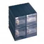 Sistema modulare ad incastro Vision Terry Store Age - 21x22x21 cm - 4 - 1000022