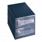 Sistema modulare ad incastro Vision Terry Store Age - 25x36x25 cm - 2 - 1000024