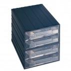 Sistema modulare ad incastro Vision Terry Store Age - 25x36x25 cm - 4 - 1000025