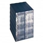 Sistema modulare ad incastro Vision Terry Store Age - 25x31x38 cm - 8 - 1000026