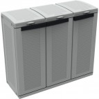 Armadio portarifiuti raccolta differenziata Terry Store Age - 102x39x88,7 cm - 1002765