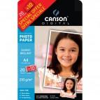 Carta fotografica Performance Canson - lucida - A4 - 210 g/mq - C200004325 (conf.20+10)