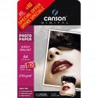Carta fotografica Ultimate Canson - lucida - A4 - 270 g/mq - C200004331 (conf.20+10)