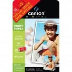 Carta fotografica Everyday Canson - lucida - A4 - 180 g/mq - C200004475 (conf.10+5)