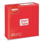 Tovaglioli in carta Fato - 33x33 cm - rosso - 82621700 (conf.50)