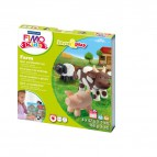 FIMO® kids scatola gioco form&play Staedtler - Fattoria - 8034 01 LY