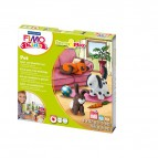 FIMO® kids scatola gioco form&play Staedtler - Animali - 8034 02 LY