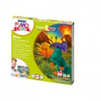 FIMO® kids scatola gioco form&play Staedtler - Dinosauri - 8034 07 LY