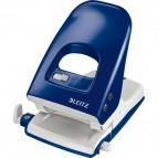 Perforatore Leitz 5138 per alti spessori - blu pastello - 51380035
