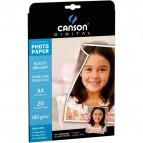Carta fotografica Performance Canson - Glossy - A3 - 210 g/mq - C200004326 (conf.50)