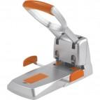 Perforatore Supreme HDC 150 Rapid - 2 fori - grigio/arancione - 23000600