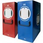 Cartella progetto Xstore AAD Arcasud - Dorso 16 cm - blu - 0262BL