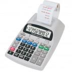 Calcolatrice da tavolo scrivente NPR711 - 12 cifre - bianco - Aurora
