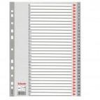 Separatore numerico 1/31 - PPL - A4 - grigio - Esselte