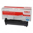 Originale Oki laser tamburo - ciano - 43460207