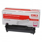 Originale Oki laser tamburo - magenta - 43460206