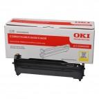 Originale Oki laser tamburo - giallo - 43460205