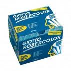 Gessetti Robercolor Giotto - 80 mm - bianco - 538800 (conf.100)