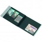 Tasca adesiva angolare Durable - f.to 17, 5 cm - 8283-19 (conf.100)