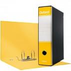 Registratori Oxford Esselte - commerciale - 8 cm - 23x30 cm - giallo - 390783090 (conf.6)