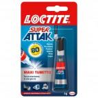 Colla Super Attak Original - 4 gr - trasparente - Loctite